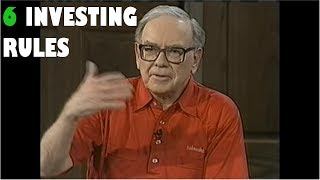 Warren Buffett: On How To Pick Stocks and Invest Properly