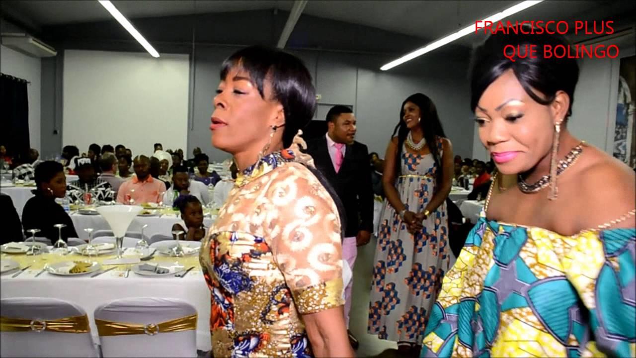 LES MARIAGE TRADITIONNEL CHEZ LES CONGOLAIS DES PARIS PART