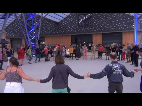 Fest-Noz au port de Saint Brieuc Tamm-Kreiz  24 juin 2017