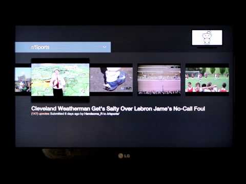 Fire TV App Review: Watchit For Reddit