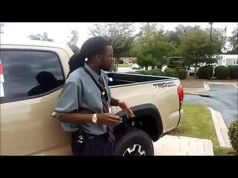 quicksand 2016 toyota tacoma youtube. Black Bedroom Furniture Sets. Home Design Ideas