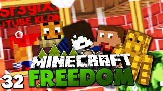 FEINDLICHE YOUTUBER KLON-FABRIK ✪ Minecraft FREEDOM #32   Paluten [Deutsch]