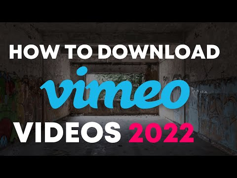 [Solved] How to download Private Vimeo videos (Feb 2018)