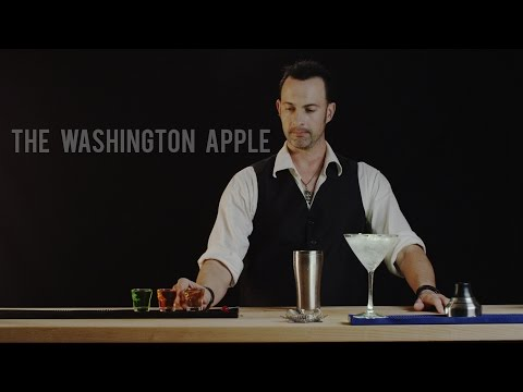 How to Make The Washington Apple - Best Drink Recipes