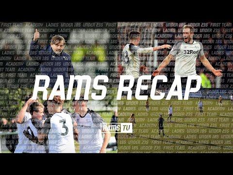 RAMS RECAP | U18s Win Away Again, Clarke's First Goal, Big Win For The Ladies