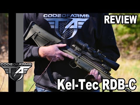KelTec RDB-C First in Canada Range Review