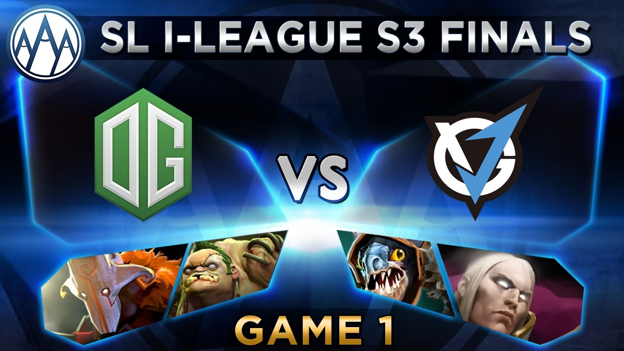 OG vs VG.J Game 1 - SL i-League StarSeries S3 LAN Finals - @ODPixel @WinteRDota