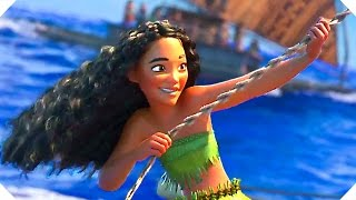 Disney's MOANA - We Know The Way - Movie Clip (Song, 2016)