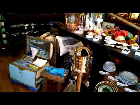 Come and have a look: Nautical Furniture, Decor and Antiques