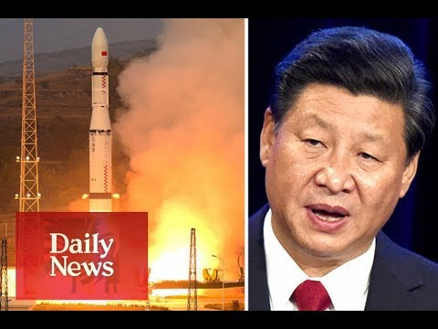 China unveils 19,030mph HYPERSONIC scattergun nuke to strike 'ANYWHERE in world'