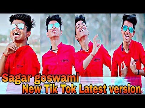 Sagar goswami Musically Tik Tok most popular compilation video| mr faisu team07#1| Hashtag musically