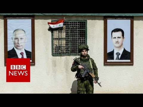 Syria: The view from Moscow - BBC News