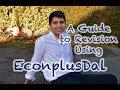 Perfect Economics Revision Using EconplusDal Videos! A Guide