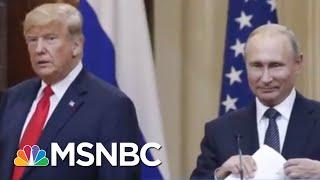 GOP Strategist: President Donald Trump Deserves A Censure | Velshi & Ruhle | MSNBC