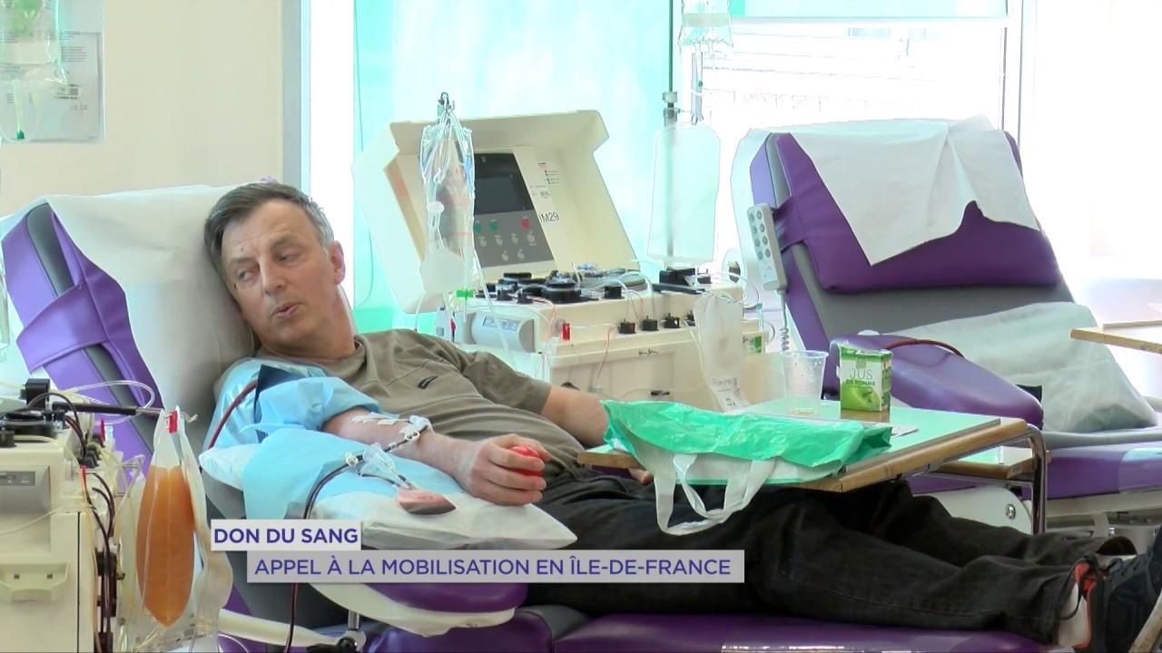 Don du sang : attention à la pénurie