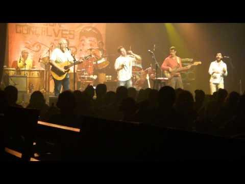Jefferson Gonçalves ft. Laudir de Oliveira e Geraldo Júnior - 'Just Your Fool' + 'Crossroads'