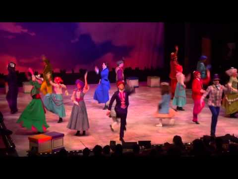 MARY POPPINS AT Westchester Broadway Theatre