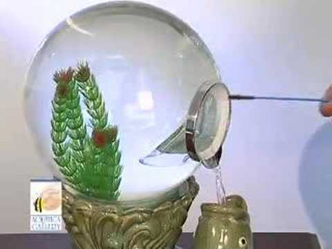 Aquatica Gallery Magic Globe Aquarium - Spanish