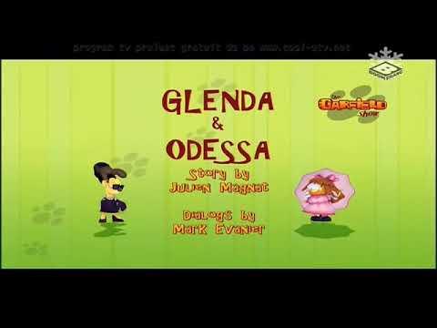 The Garfield Show | Glenda și Odessa