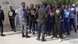 مصر العربية   ترحيل 170 مهاجرا نيجيريا غير شرعي من ليبيا