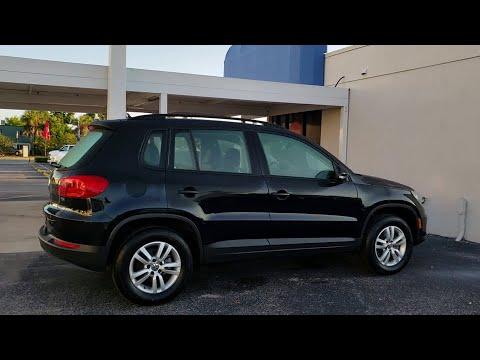 2016 Volkswagen Tiguan Orlando, Sanford, Kissimme, Clermont, Winter Park, FL 4974R