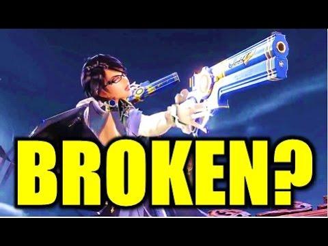 Bayonetta Competitive Breakdown & Prediction - Smash Wii U/3DS