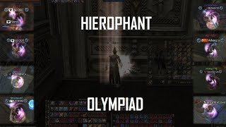 Lineage 2 High Five   Hierophant Olympiad   L2Skirmish