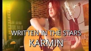 Written in the Stars - Karmin (cover)