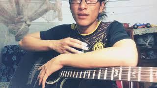 Hướng dẫn guitar Người âm phủ (capo 1)- Kiên Phan 🎶