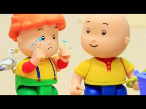 CAILLOU BEACH ADVENTURE | Fun for Kids | Videos for Toddlers | Family Fun | Full Episode