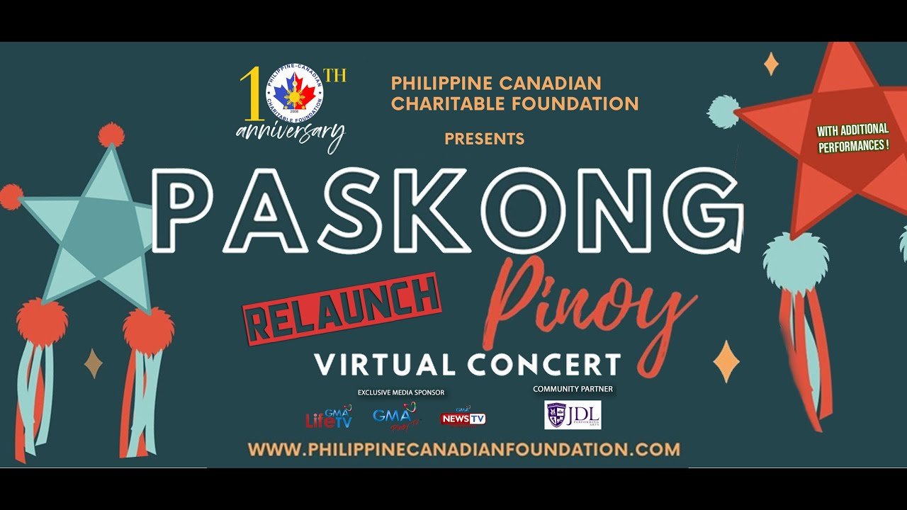 Missed the Paskong Pinoy Concert? Watch it here!