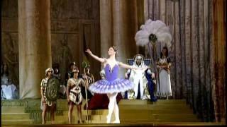 Maria Alexandrova & Ruslan Skvortsov  La Fille du Pharaon Part 2