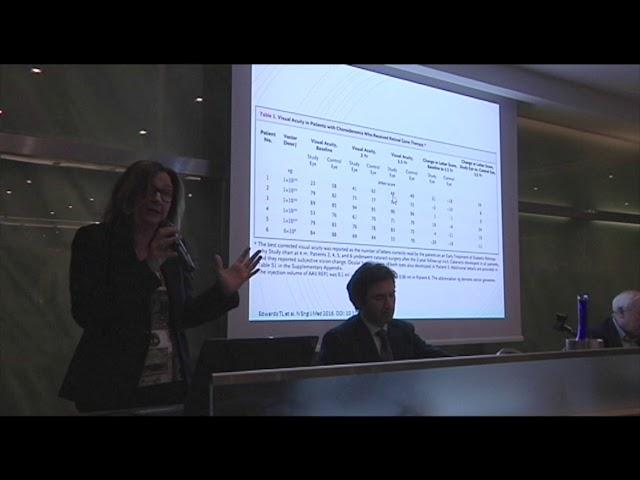 Prof ssa Simonelli Convegno Retina Itala 2018