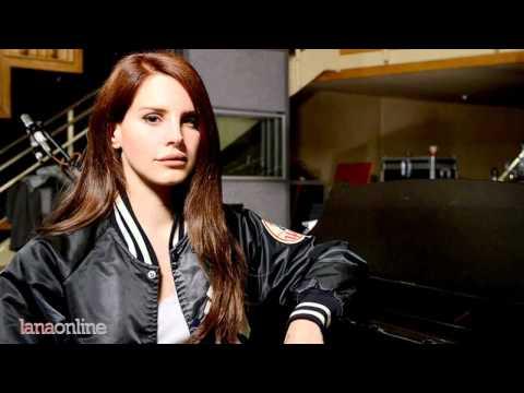 """Lana Del Rey's Interview on BBC Radio 1's """"Live Lounge"""""""