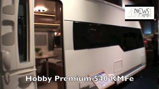 caravan Hobby Premium 540 KMFe