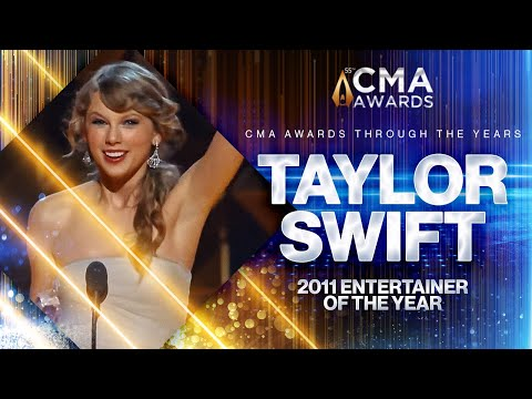 Taylor Swift: 2011 CMA Entertainer of the Year  CMA Awards  CMA