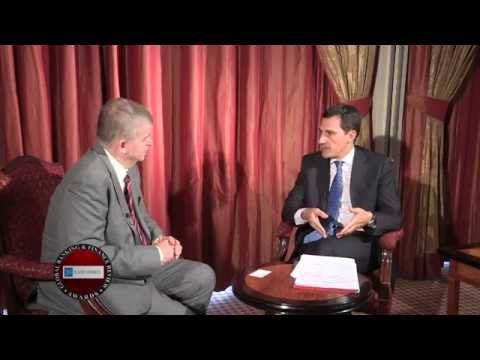 GLOBAL BANKING & FINANCE REVIEW INTERVIEW MASSIMO FALCIONI, CEO, EULER HERMES GCC