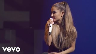 Ariana Grande - Push The Envelope (Q&A on the Honda Stage at iHeartRadio Theater LA)