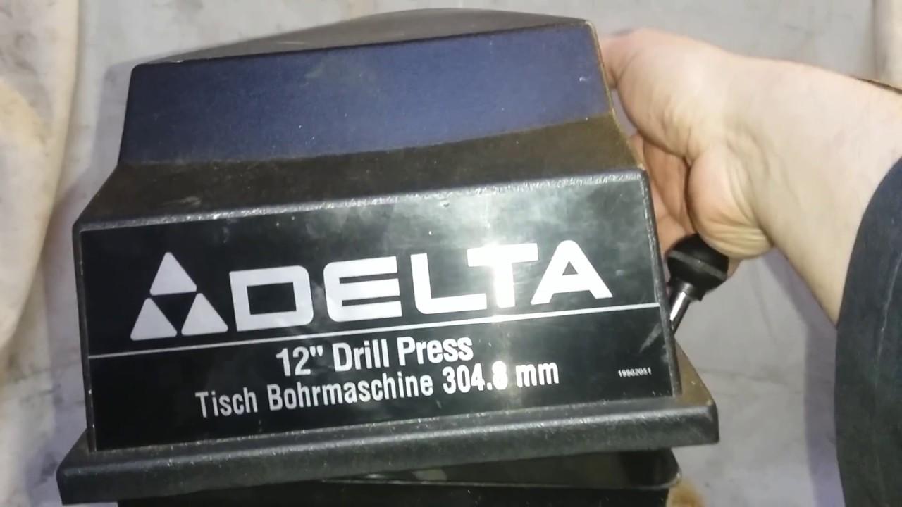 Delta Drill Press Benchtop