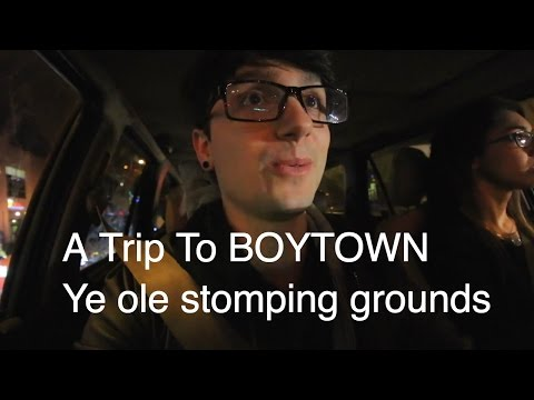 A Trip To BOYTOWN, West Hollywood! (Day 70)