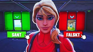Answer RIGHT otherwise you DIE!! * Fortnite Quiz with Frolle *
