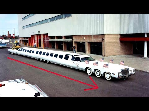 5 सबसे अजीब और शानदार Limousines | 5 Weird And Luxurious Limousines