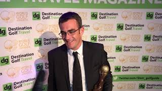 Golf du Medoc Resort, World Golf Awards 2018