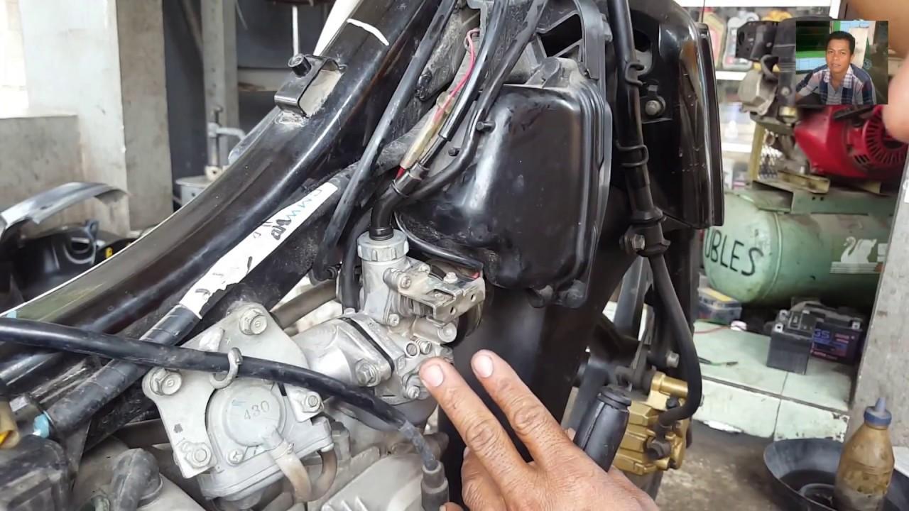 Cara Mudah Setting Angin Karburator Pada Motor Cara Setel Angin Karburator Motor