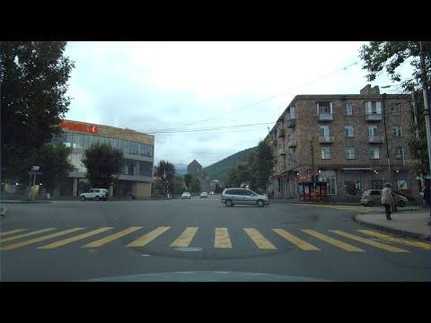 Ванадзор / Vanadzor / Վանաձոր. Коронавирус. Карантин. Дороги Армении - #13