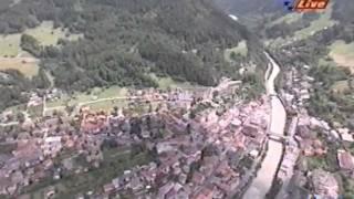 Landeck downriver world championships 1996: C1 and C2