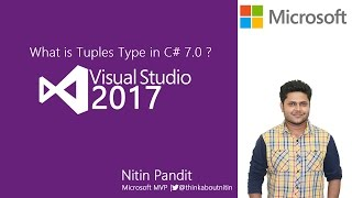 What is Tuples Type in C# 7.0?