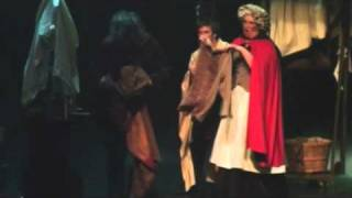 "A Christmas Carol ""Dancing On Your Grave"" 2010"