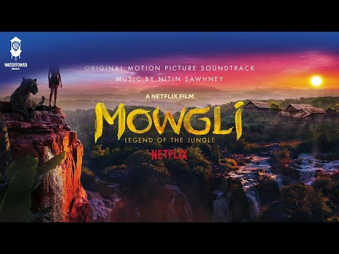 Khan&39;s Arrival In The Lair  Baloo And Bagheera Save Mowgli - Mowgli Soundtrack - Nitin Sawhney