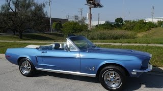 1968 ford mustang convertible sold sold sold